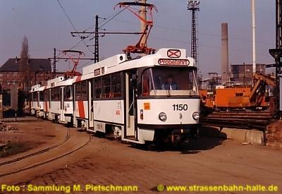 Geschichte Der Stra Enbahn Halle